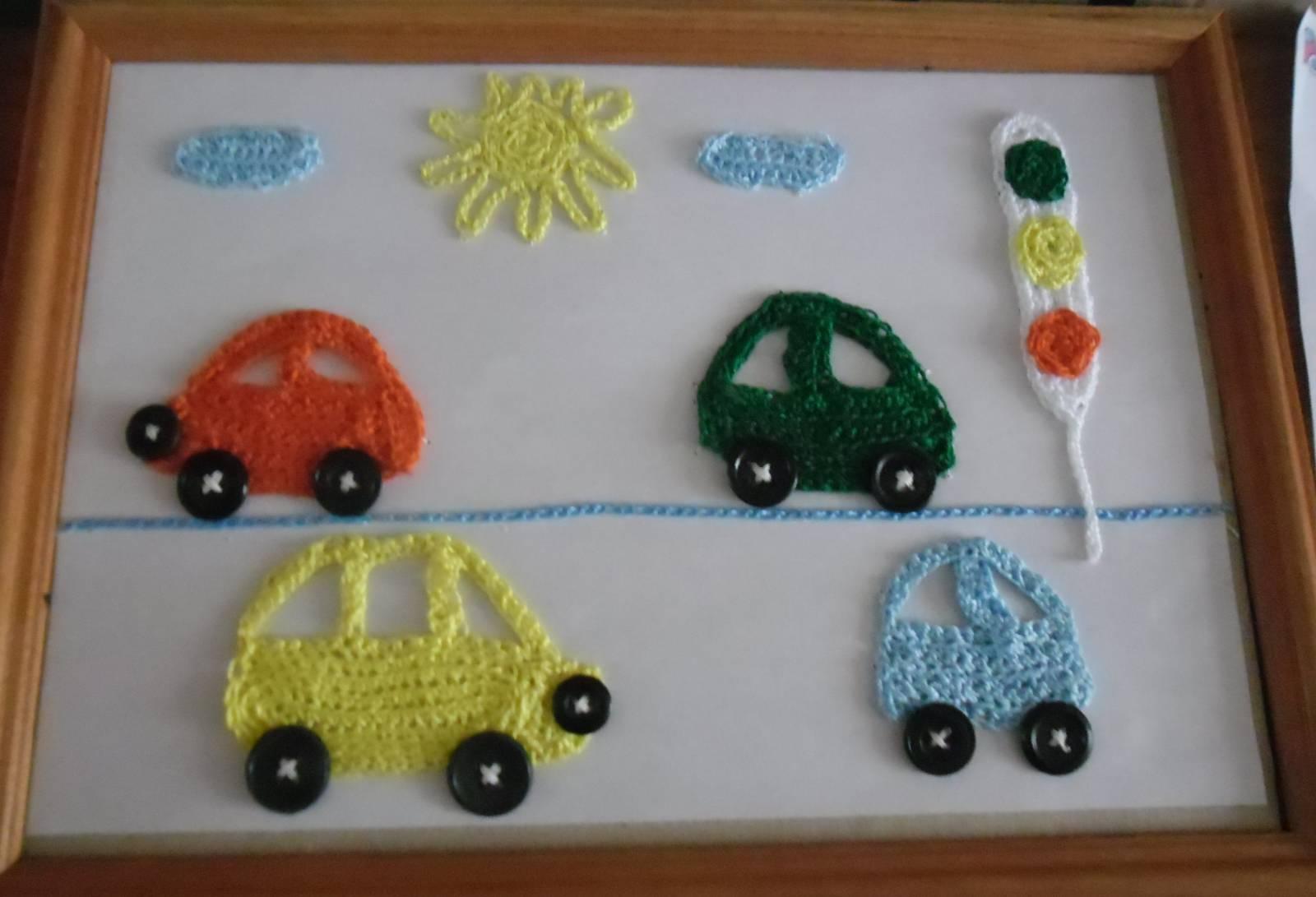 Детские поделки по транспорту